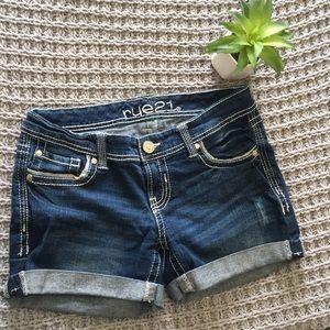 Curvy Rue 21 shorts